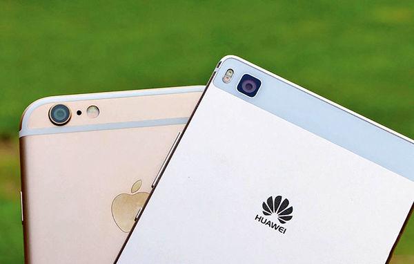 حاکمیت چین بر بازار موبایل هوشمند