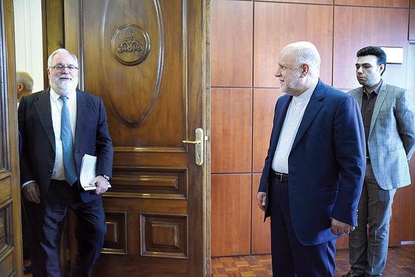 تور نجات اروپایی برای صادرات نفت ایران