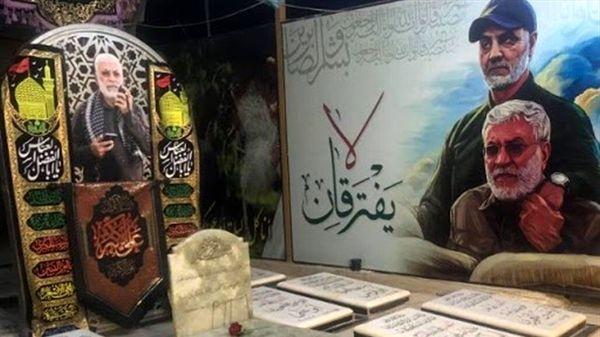 حشد الشعبی انفجار مزار ابومهدی المهندس را ناکام گذاشت