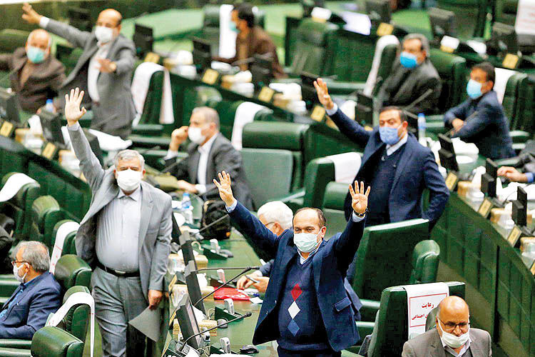 تصویب دو فوریت طرح« اقدام برای لغو تحریمها »