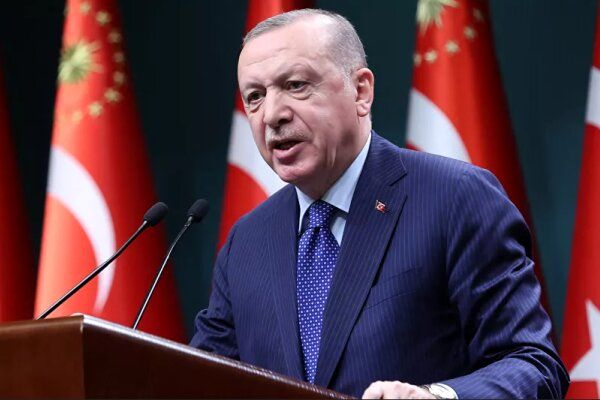 اردوغان: آمریکا باید پول ما را پس بدهد