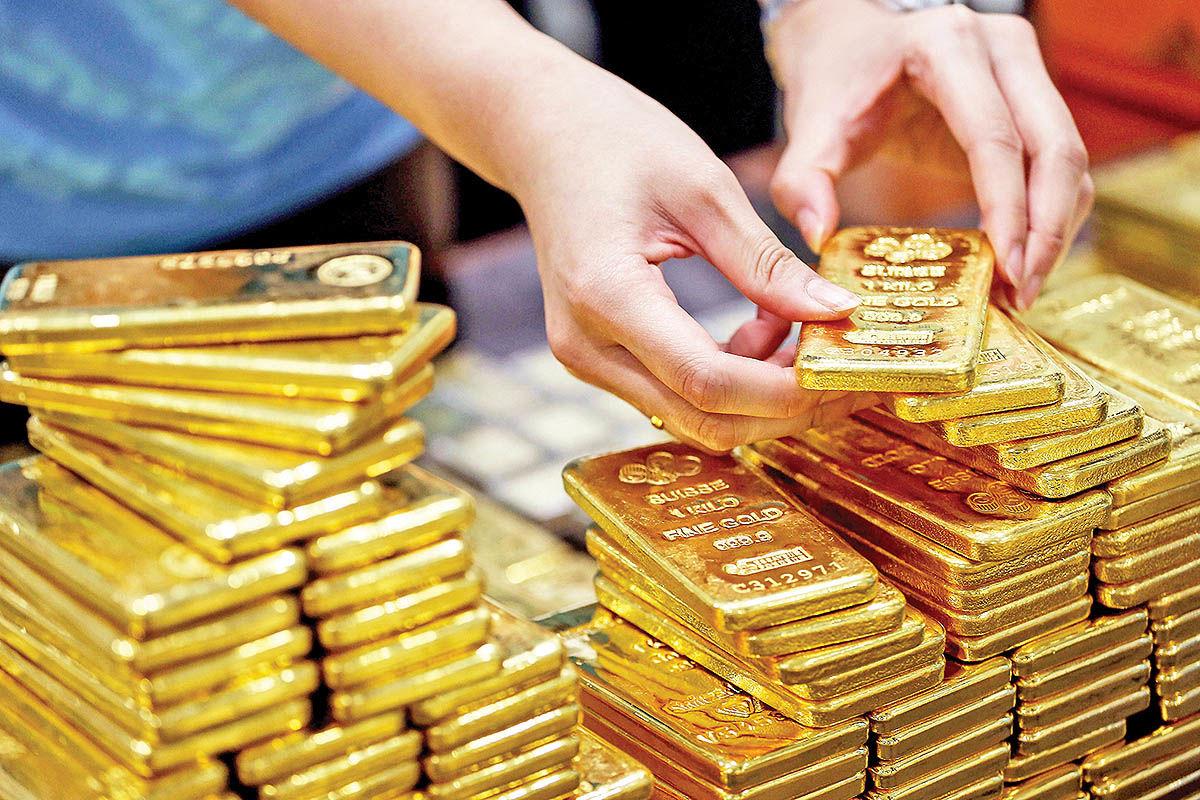 تغییر کانال تورمی طلا