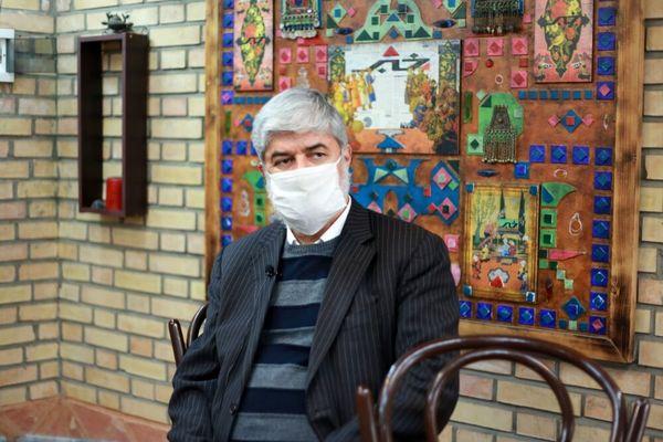 علی مطهری: با رئیس جمهور شدن یک روحانی مخالفم
