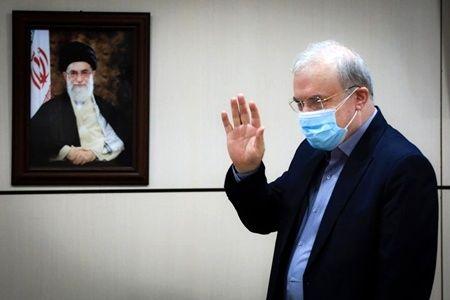 نامه مهم وزیر بهداشت به رهبر معظم انقلاب