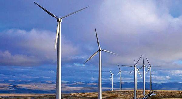«توان باد» توربینهای بادی را توسعه میدهد