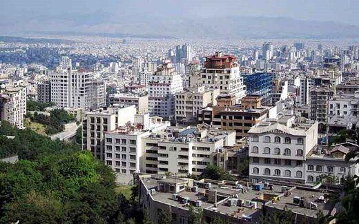مظنه خرید خانه های ۸۰ تا ۱۰۰ متری در تهران + جدول