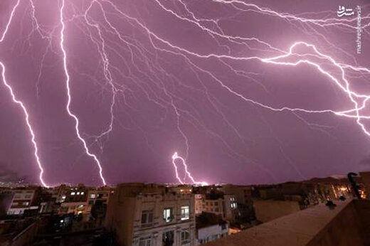 هشدار؛ وقوع رگبار و وزش باد شدید در 3 استان