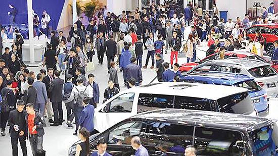 سرنوشت مبهم نمایشگاه خودروی پکن