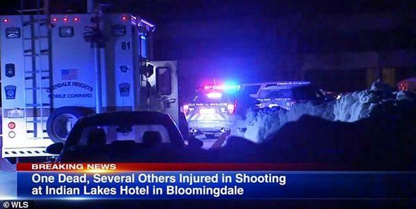 تیراندازی در ایلینوی آمریکا با 7 کشته و زخمی