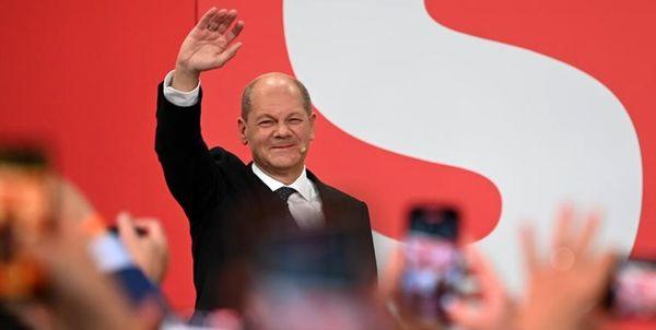 نامزد حزب سوسیال دموکرات آلمان: در انتخابات پیروز شدم