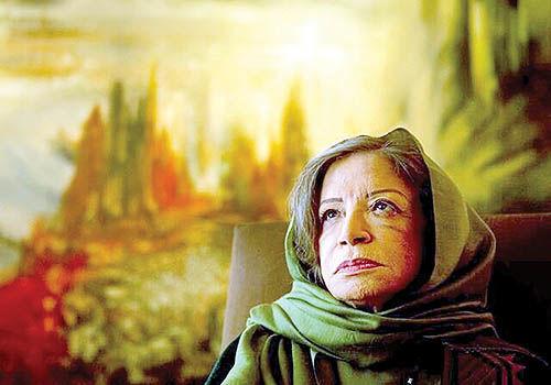 افتتاح یک مجموعه فرهنگی با نقاشی ایران درودی