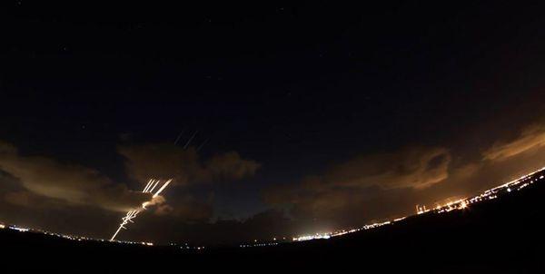 برخورد راکت به شهرک صهیونیستنشین «اشکول»