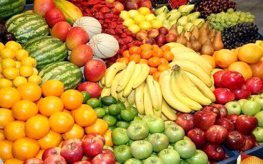 قیمت انواع میوه های بهاری در بازار+جدول