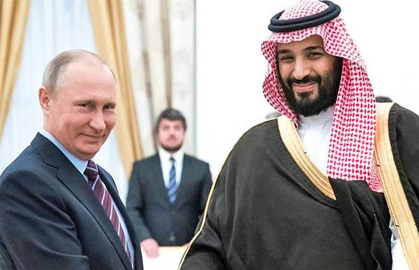 تهدید روسی فروش آرامکو