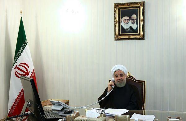 تاکید روحانی بر اجرای توافقهای تجاری و بانکی ایران و ترکیه در گفتوگو با اردوغان