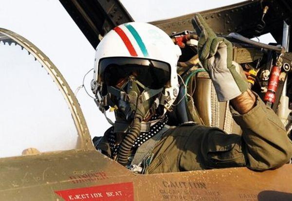 خلبان ماهر ایرانی که به دست منافقین خفه شد + عکس