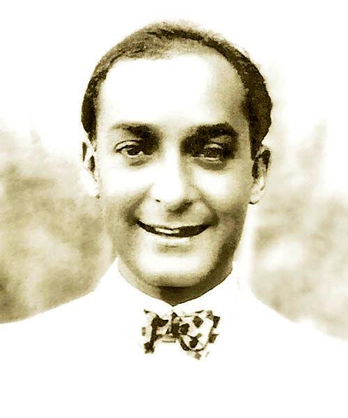 شارل کورم، صنعتگر و نیکوکار لبنانی