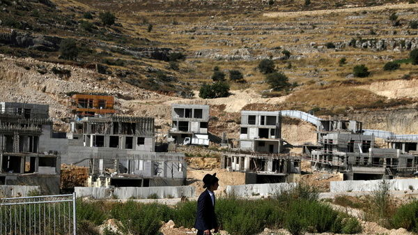 اسرائیل شهرکسازی در کرانه غربی را متوقف کرد