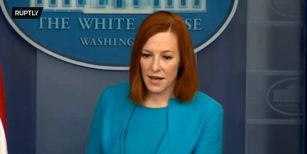سخنگوی کاخ سفید: گام ایران در غنیسازی 60 درصدی اورانیوم را جدی میگیریم