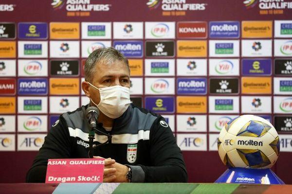 اسکوچیچ: بازی بد تیم ملی در نیمه اول آگاهانه بود