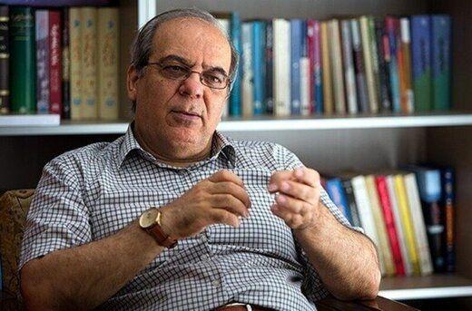 واکنش عباس عبدی به اتهام زنی به رئیسجمهور در برنامه زنده