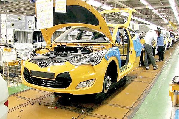 توقف فعالیتهای کارخانه هیوندای ایالاتمتحده به دلیل کمبود قطعات