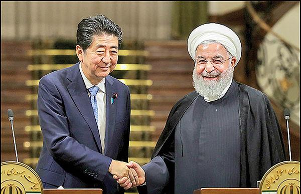 میانجی ژاپنی دوباره در تهران