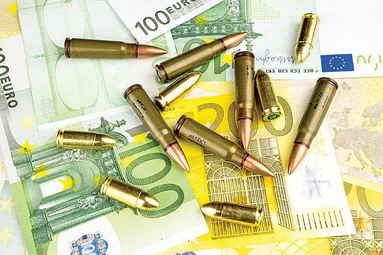 حبس مالی تروریسم