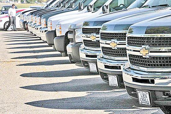 رویای بینتیجه ترامپ در خودروسازی