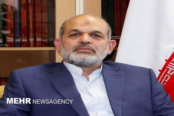 سفر وزیر کشور به استان فارس