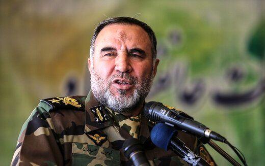 فرمانده نیروی زمینی ارتش: آماده مقابله با هرگونه تهدیدی هستیم