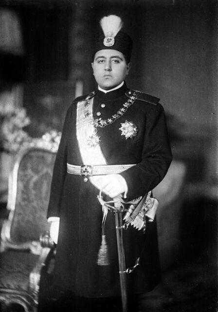 پادشاهی که احمد عَلاف لقب گرفت