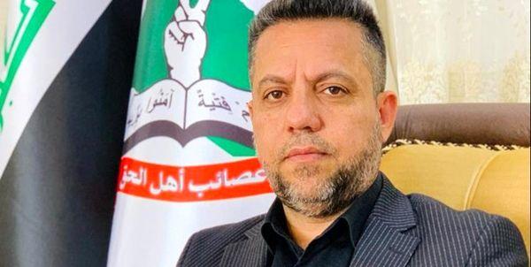 هشدار سخنگوی عصائب اهلالحق به دولت کردستان عراق درباره نشست صهیونیستی