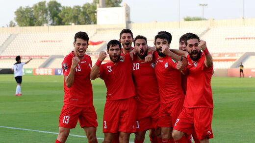 صعود سوریه به دور نهایی مقدماتی جام جهانی