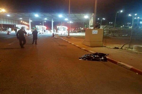 زخمی شدن نظامی اسرائیلی بر اثر تیراندازی در قدس اشغالی