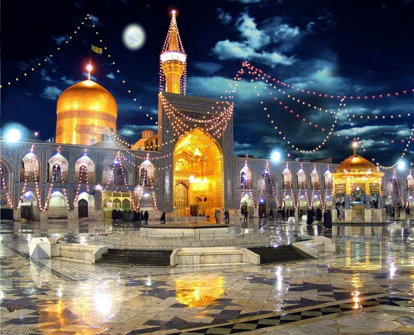 تجربه شیرین زیارت مشهد مقدس در نوروز 99