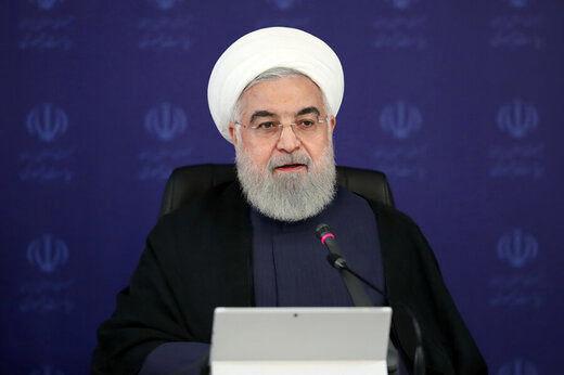 روحانی: پسانداز مردم در بانکها رشد داشته است /شاهد یک تحول و رشد بی نظیر در بورس بودیم