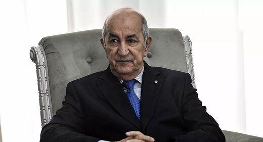 پارلمان الجزایر منحل شد