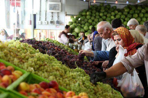 راهاندازی سه بازار میوه و تره بار جدید در مرکز تهران