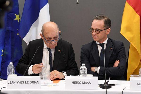 ابراز امیدواری فرانسه و آلمان برای همکاری با بایدن درباره توافق هستهای