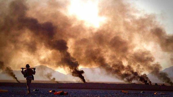 سقوط ولسوالی مهم در قندهار به دست طالبان