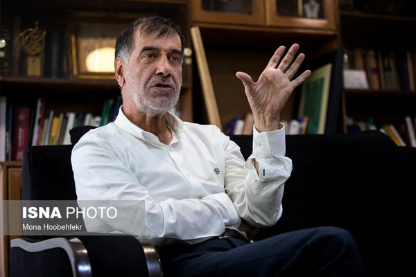 باهنر: با ادبیات بگم نگم احمدی نژاد رئیس جمهور شدن، ظلم است