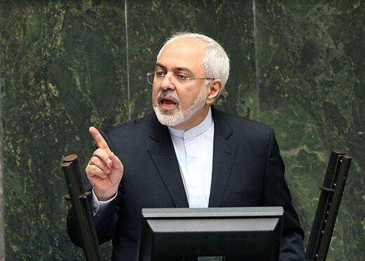 ظریف: سیاست خارجی حوزه دعوای جناحی نیست/ برجام سند افتخار ایران است/ در قرارداد با چین هیچ موضوع مخفی وجود ندارد