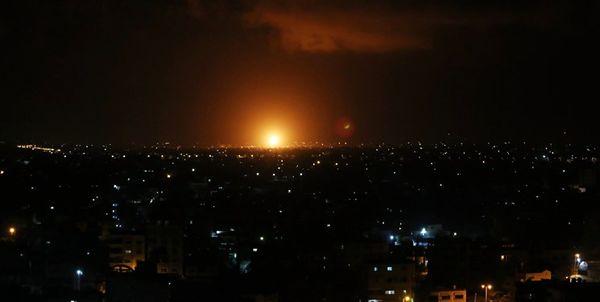 انفجار مهیب در فلسطین اشغالی