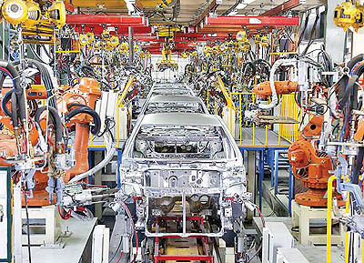 احیای تولید خودرو در جمهوری چک