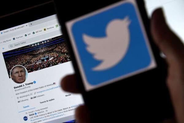 توئیتر به پیام ترامپ برچسب گمراهکننده زد