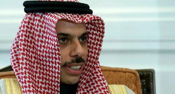 دیدار وزیر خارجه عربستان با مقامات آمریکایی