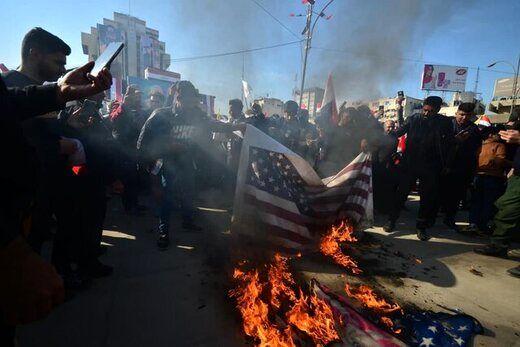 العامری: آمریکاییها باید از عراق اخراج شوند