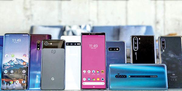 ممنوعیت واردات برخی گوشیهای موبایل به ایران