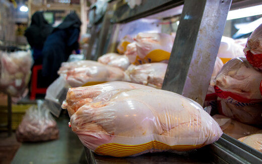 اعلام قیمت مرغ در بازار
